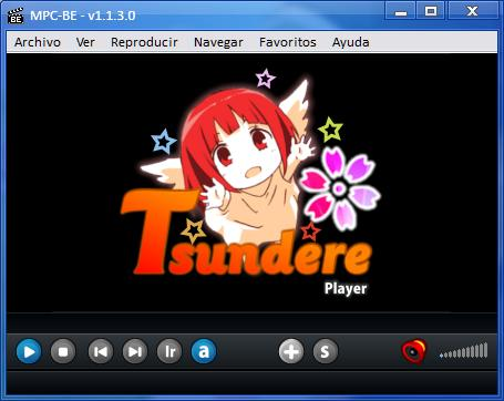 tsundere player